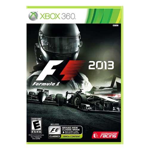 خرید بازی Formula 1 ایکس باکس 360