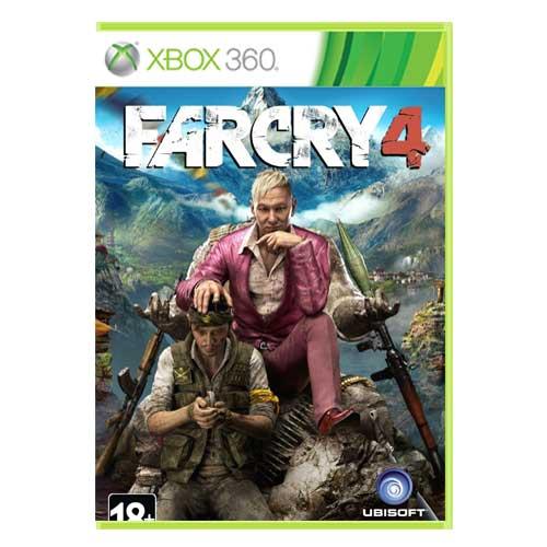 خرید بازی Far Cry 4 ایکس باکس 360