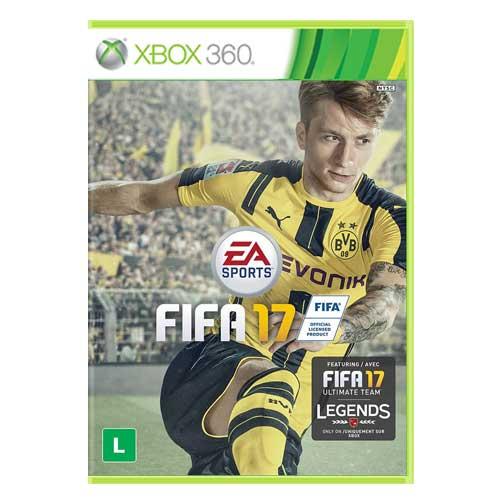 خرید بازی FIFA 17 ایکس باکس 360