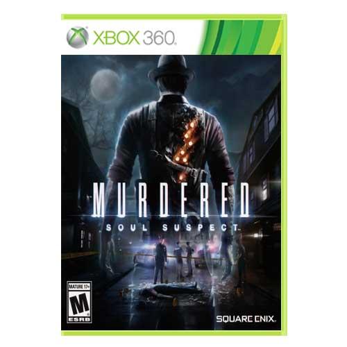 خرید بازی Murdered Soul Suspect ایکس باکس 360