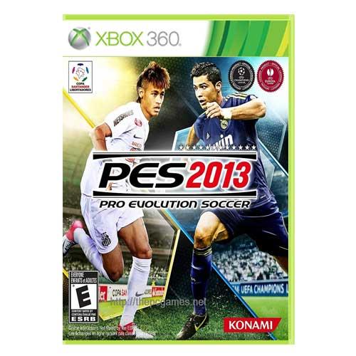 خرید بازی PES 2013 ایکس باکس 360