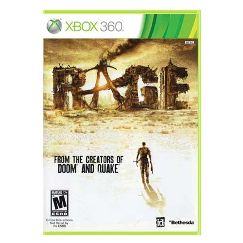 خرید بازی Rage ایکس باکس 360