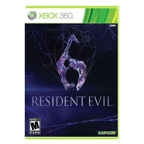 خرید بازی Resident Evil 6 ایکس باکس 360