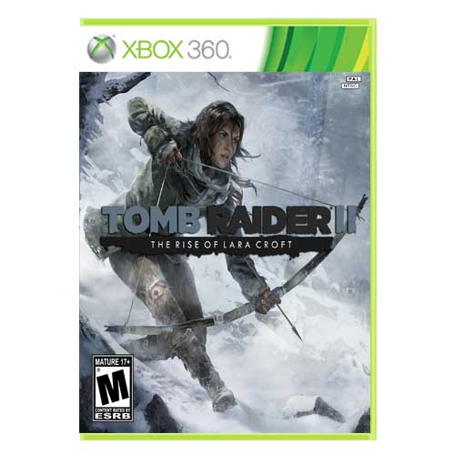 خرید بازی Rise of the Tomb Raider ایکس باکس 360
