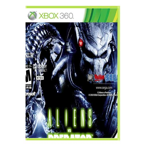 خرید بازی Aliens vs Predator ایکس باکس 360