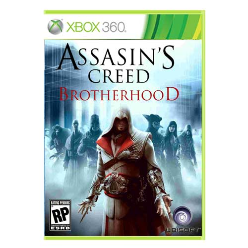 خرید بازی Assassin's Creed Brotherhood ایکس باکس 360