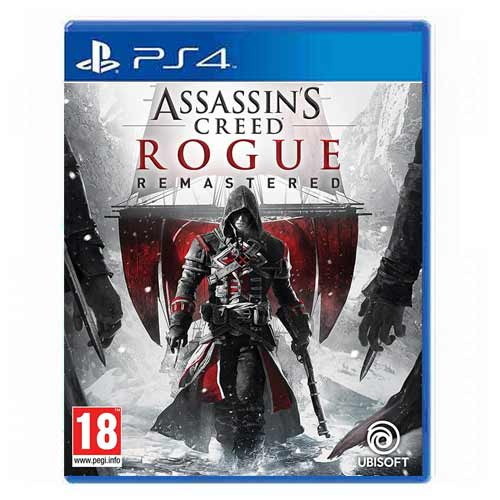 خرید بازی assassins creed rogue برای ps4
