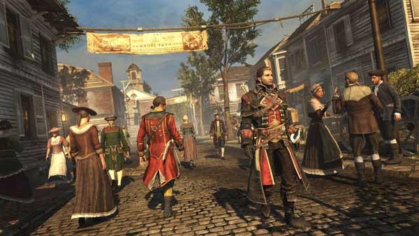خرید بازی assassins creed rogue برای ps4