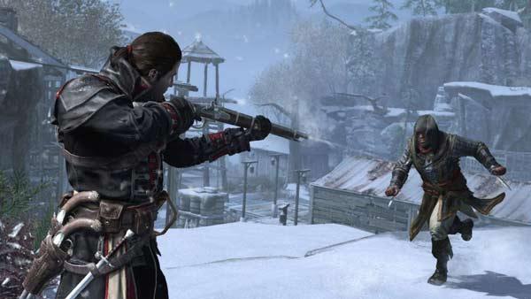 قیمت بازی assassins creed rogue برای ps4