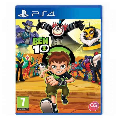 خرید بازی Ben10 برای ps4