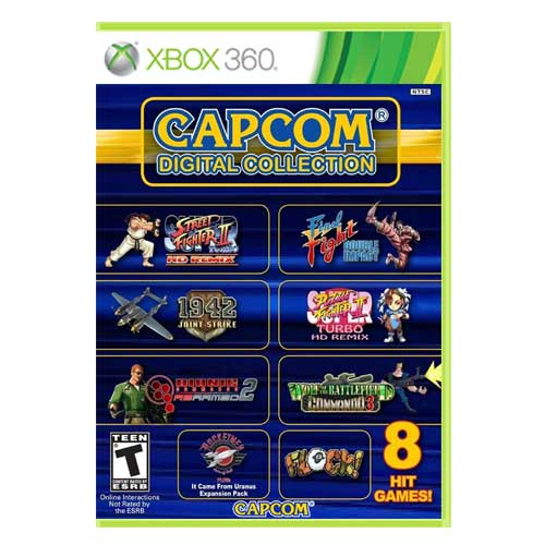 خرید بازی Capcom Digital Collection ایکس باکس 360