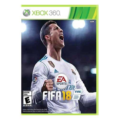 خرید بازی FIFA 18 ایکس باکس 360