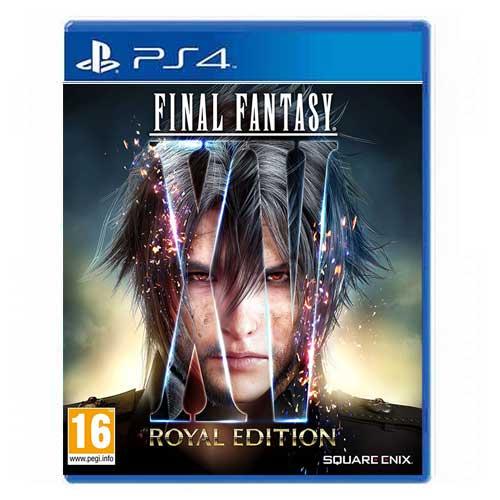 خرید بازی Final Fantasy XV Royal Edition برای ps4