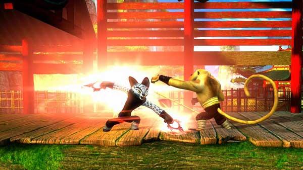 خرید بازی Kung Fu Panda برای ps4