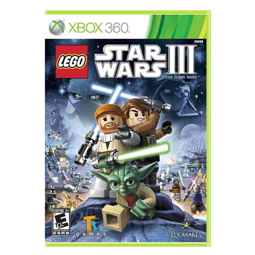 خرید بازی Lego Star Wars III ایکس باکس 360