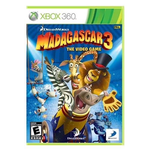 خرید بازی Madagascar 3 ایکس باکس 360