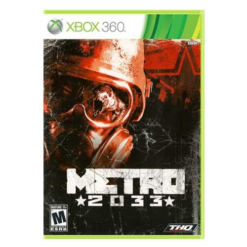 خرید بازی Metro 2033 ایکس باکس 360