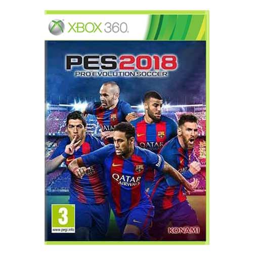 خرید بازی PES 2018 ایکس باکس 360