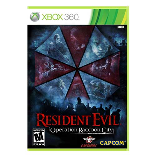 خرید بازی Resident Evil: Operation Raccoon City ایکس باکس 360