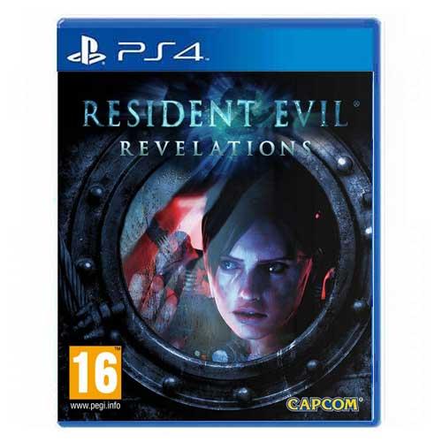 خرید بازی Resident Evil Revelations برای ps4