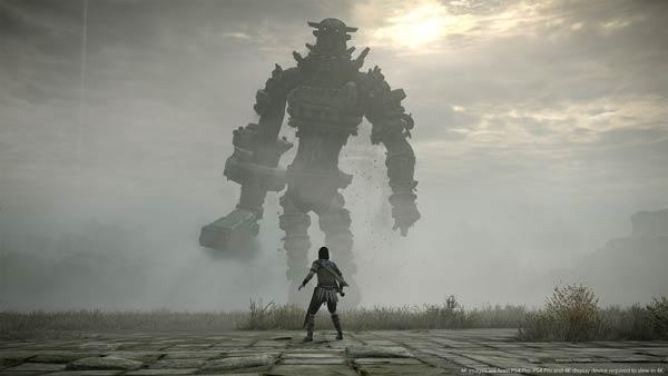 خرید بازی Shadow of the Colossus برای ps4