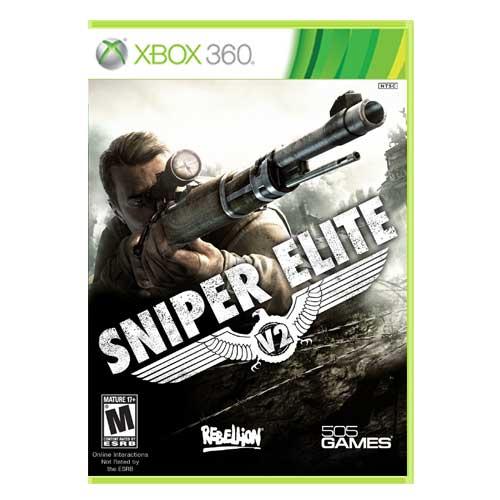خرید بازی Sniper Elite V2 ایکس باکس 360