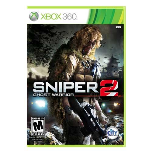 خرید بازی Sniper: Ghost Warrior 2 ایکس باکس 360