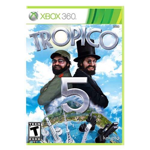 خرید بازی Tropico 5 ایکس باکس 360
