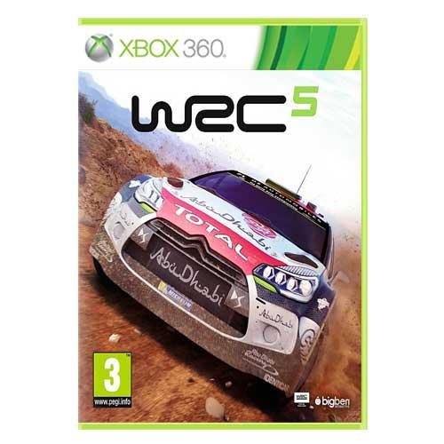 خرید بازی WRC 5 FIA World Rally Championship ایکس باکس 360