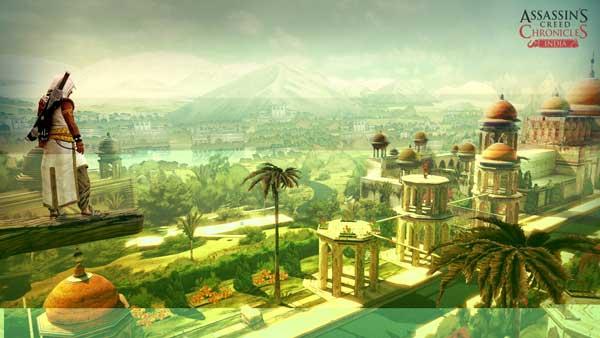 خرید بازی Assassins Creed Chronicle برای ps4