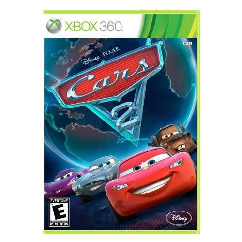 خرید بازی Cars 2 ایکس باکس 360