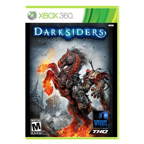 خرید بازی Darksiders ایکس باکس 360