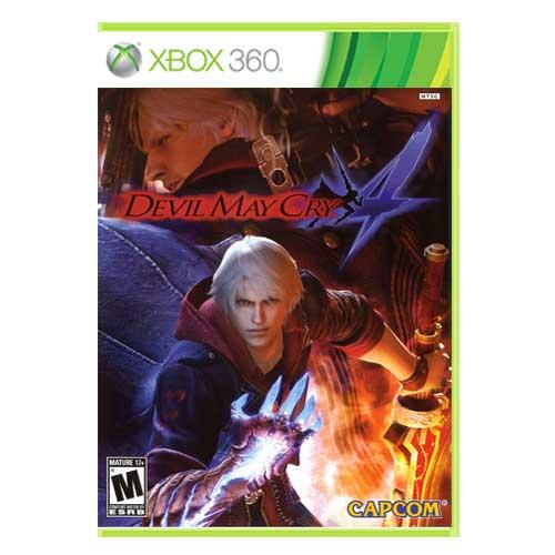 خرید بازی Devil May Cry 4 ایکس باکس 360