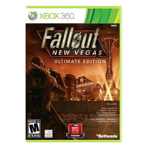 خرید بازی Fallout: New Vegas ایکس باکس 360