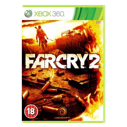 خرید بازی Far Cry 2 ایکس باکس 360