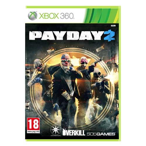 خرید بازی Payday 2 ایکس باکس 360
