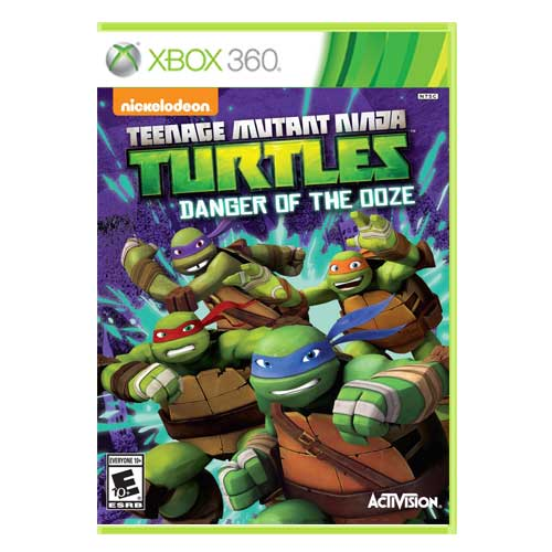 خرید بازی TMNT Danger Of The ooze ایکس باکس 360