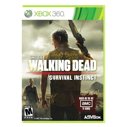 خرید بازی The Walking Dead : Survival Instinct ایکس باکس 360