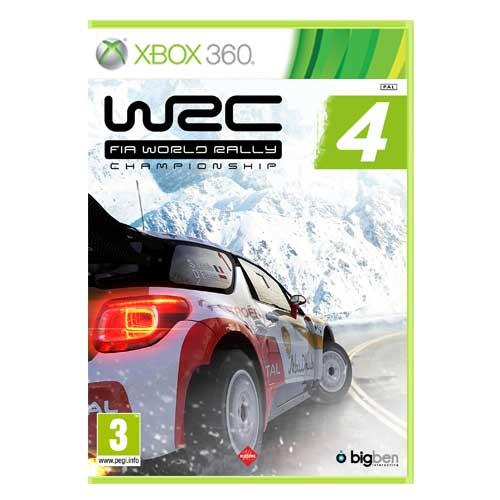 خرید بازی WRC 4: FIA World Rally Championship ایکس باکس 360