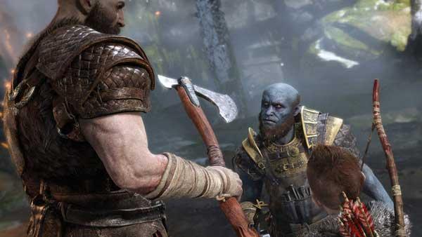 خرید بازی God Of War 4 برای ps4