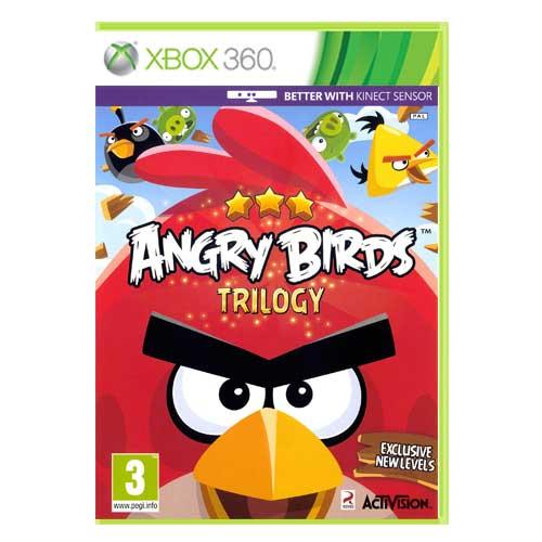خرید بازی Angry Birds Trilogy ایکس باکس 360 کینکت