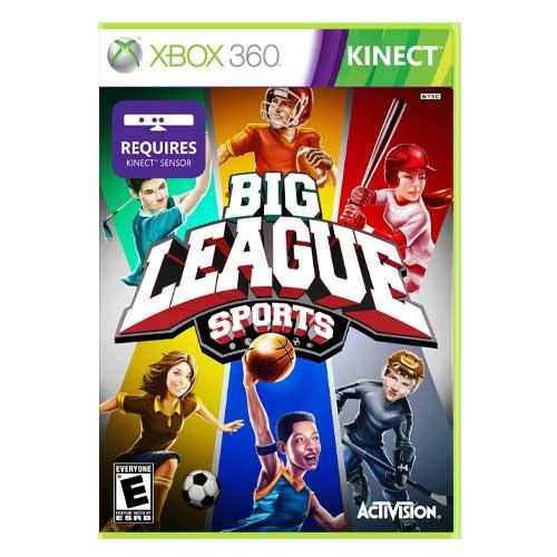 خرید بازی Big League Sports ایکس باکس 360 کینکت