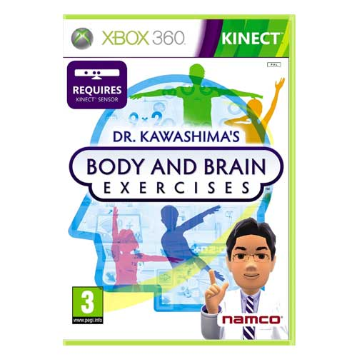 خرید بازی Body and Brain ایکس باکس 360 کینکت