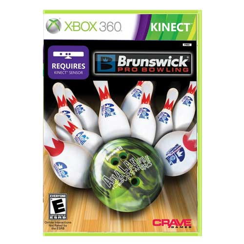 خرید بازی Brunswick Bowling ایکس باکس 360 کینکت