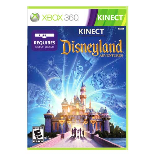 خرید بازی Disneyland Adventures ایکس باکس 360 کینکت