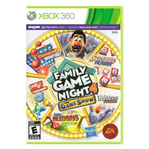 خرید بازی Family Game Night 4 ایکس باکس 360 کینکت