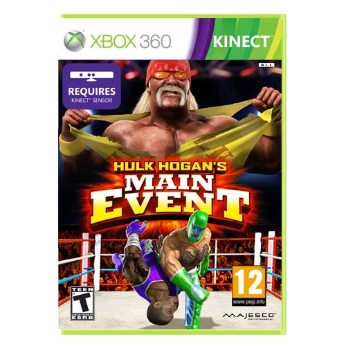 خرید بازی Hulk Hogan's Main Event ایکس باکس 360 کینکت