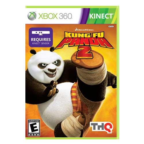 خرید بازی Kung Fu Panda 2 ایکس باکس 360 کینکت