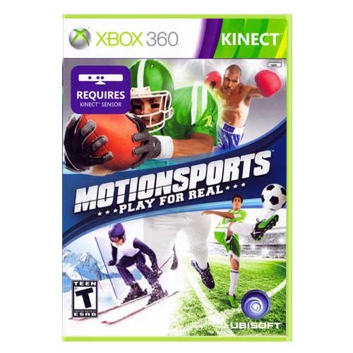 خرید بازی Motion sport ایکس باکس 360 کینکت
