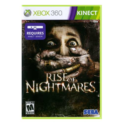 خرید بازی Rise of Nightmares ایکس باکس 360 کینکت